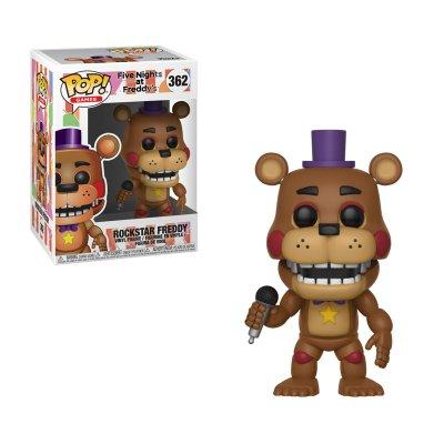 Figura Funko POP! Vynil 362 FNAF Rockstar Freddy