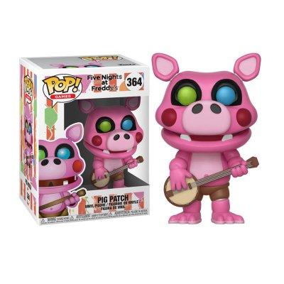 Figura Funko POP! Vynil 364 FNAF Pig Patch