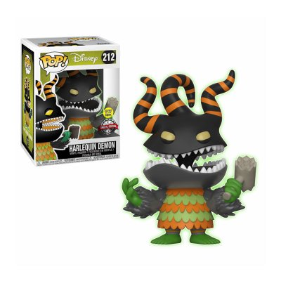Figura Funko POP! Vynil 212 Harlequin Demon Disney (Ed.Limitada)