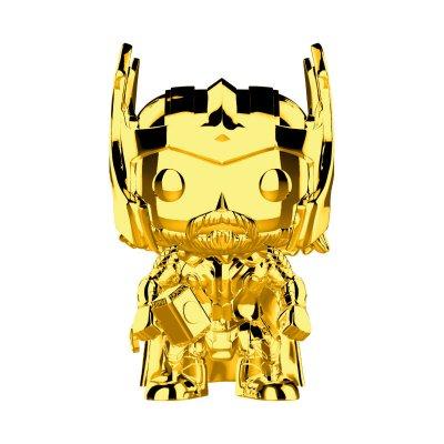 Figura Funko POP! Vynil Bobble Thor Marvel (serie Chrome)