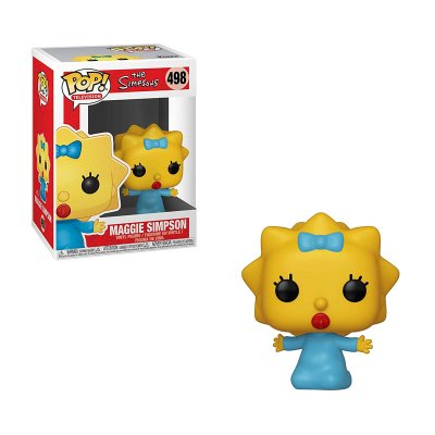 Figura Funko POP! Vynil 498 Maggie Simpson The Simpsons
