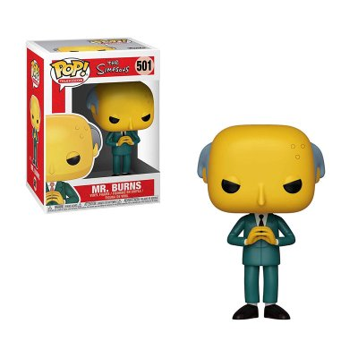 Wholesaler of Figura Funko POP! Vynil 501 Mr. Burns The Simpsons