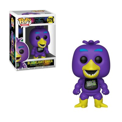 Wholesaler of Figura Funko POP! Vinyl 379 FNAF Blacklight Chica