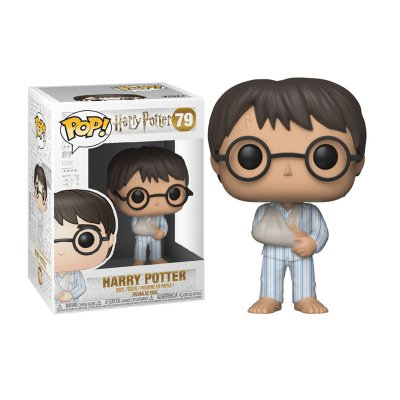 Figura Funko POP! Vinyl 79 Harry Potter en pijama Harry Potter
