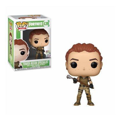Figura Funko POP! Vinyl 439 Tower Recon Specialist Fortnite