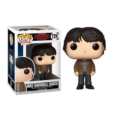 Figura Funko POP! Vinyl 729 Mike en baile Stranger Things