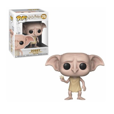 Wholesaler of Figura Funko POP! Vinyl 75 Dobby Harry Potter
