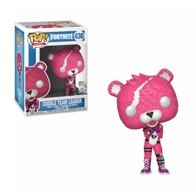 Wholesaler of Figura Funko POP! Vinyl 430 Cuddle Team Leader Fortnite