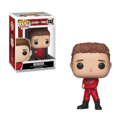 Wholesaler of Figura Funko POP! Vynil 742 Denver La Casa de Papel