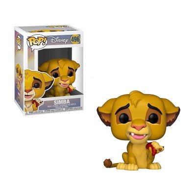 Wholesaler of Figura Funko POP! Vynil 496 Simba c/gusano El Rey Leon Disney