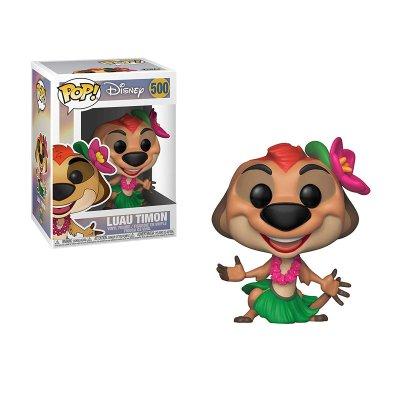 Wholesaler of Figura Funko POP! Vynil 500 Luau Timon El Rey Leon Disney