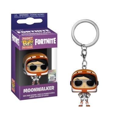 Wholesaler of Llavero Funko Pocket POP! Keychain Moonwalker Fortnite