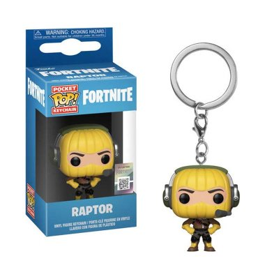 Llavero Funko Pocket POP! Keychain Raptor Fortnite