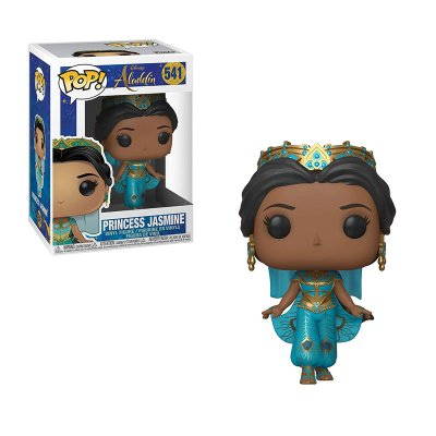 Figura Funko POP! Vynil 541 Princesa Jasmine Aladdin