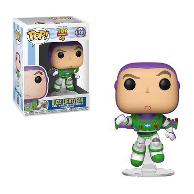 Figura Funko POP! Vynil 523 Buzz Lightyear Toy Story 4