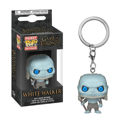 Llavero Funko Pocket POP! Keychain Juego de Tronos White Walker