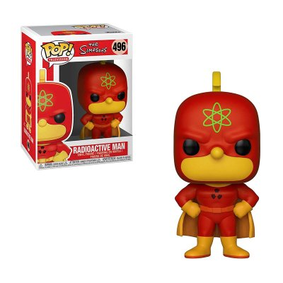 Wholesaler of Figura Funko POP! Vynil 496 Radioactive Man The Simpsons