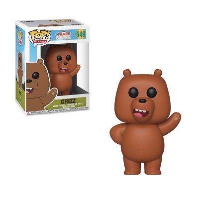 Figura Funko POP! Vinyl 549 Grizz We Bare Bears