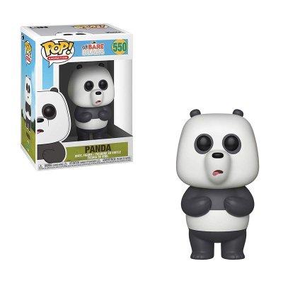 Figura Funko POP! Vinyl 550 Panda We Bare Bears