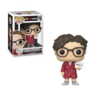 Figura Funko POP! Vinyl 778 Leonard Hofstadter Big Bang Theory