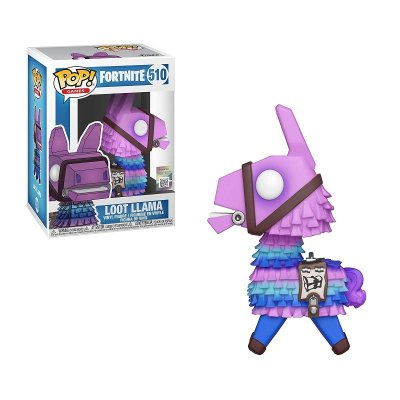 Figura Funko POP! Vynil 510 Fortnite S3 Loot Llama