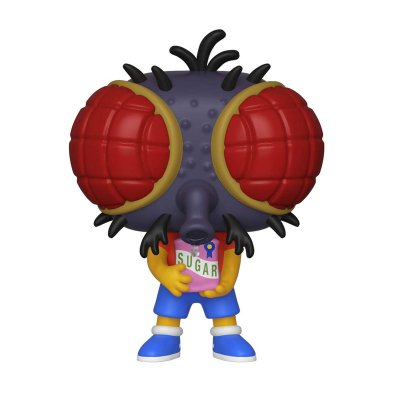 Figura Funko POP! Vynil 820 Fly Boy Bart The Simpsons Treehouse of Horror