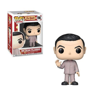 Figura Funko POP! Vinyl 786 Mr. Bean Pajamas