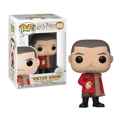 Figura Funko POP! Vinyl 89 Viktor Krum Harry Potter