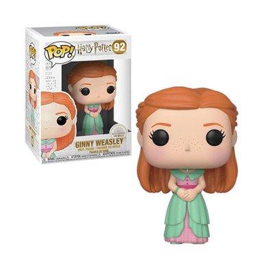 Figura Funko POP! Vinyl 92 Ginny Weasley Harry Potter