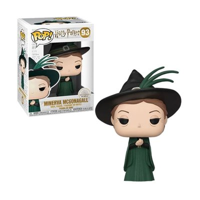 Figura Funko POP! Vinyl 93 Minerva Mcgonagall Harry Potter