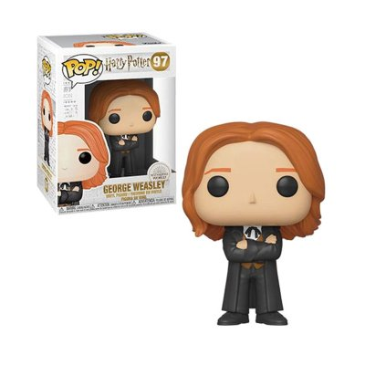 Figura Funko POP! Vinyl 97 George Weasley Harry Potter-Nuevo