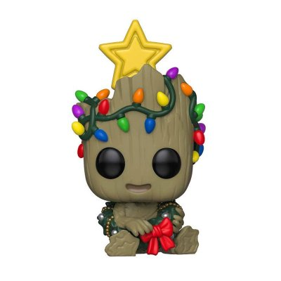 Figura Funko POP! Bobble 530 Groot c/luces Marvel