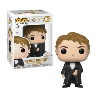 Figura Funko POP! Vinyl 90 Cerdic Diggory Harry Potter