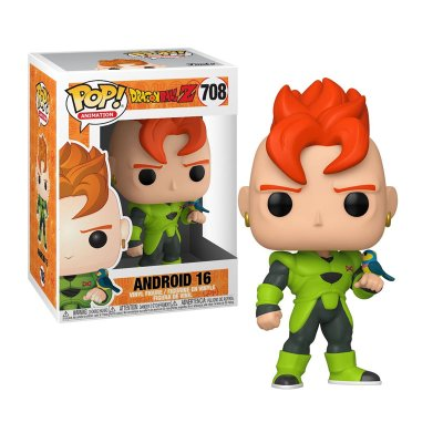 Wholesaler of Figura Funko POP! Vynil 708 Android 16 Dragon Ball Z