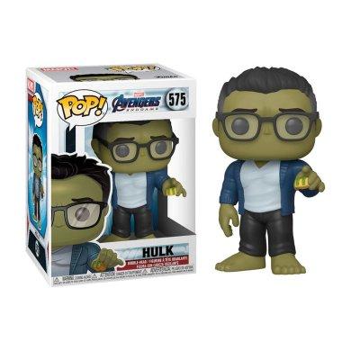 Figura Funko POP! Vinyl Bobble 575 Hulk Los Vengadores Endgame