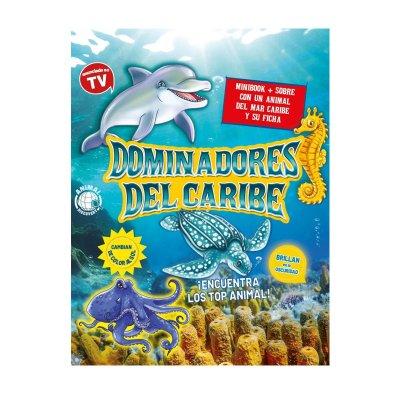 Wholesaler of Sobres Dominadores del caribe sin expositor (versión italiana)
