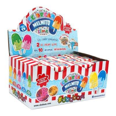 Expositor 12 Ice Dream Melmito Slime
