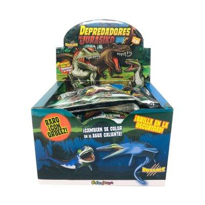 Wholesaler of Expositor Kreaturex Depredadores del jurásiko