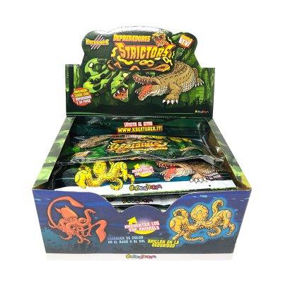 Expositor Kreaturex Predadores Strictors