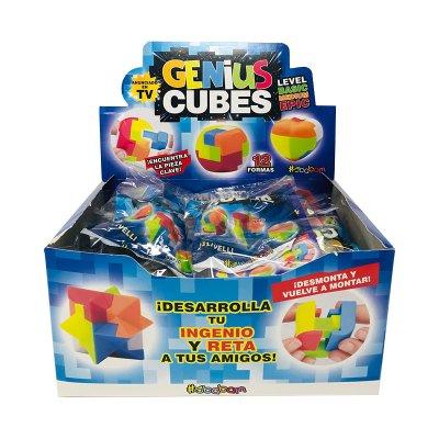 Expositor Genius Cubes