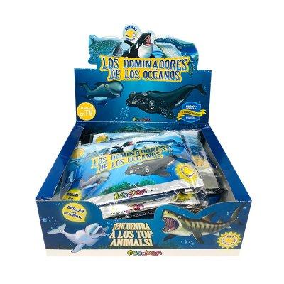 Wholesaler of Expositor Dominadores de los océanos