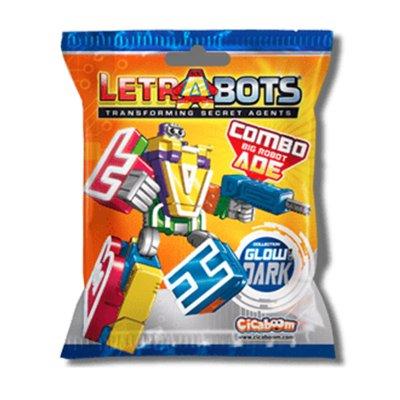Wholesaler of Sobres Letrabots Combo Big Robot Ade