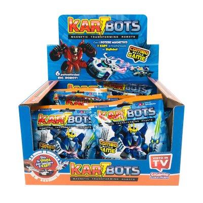 Sobres Kartbots Combo Battle Game