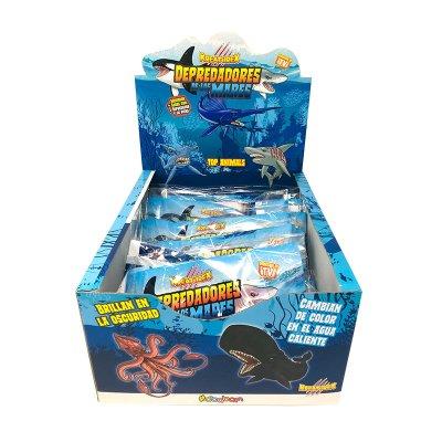 Expositor Kreaturex Depredadores de los mares