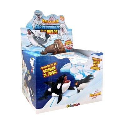 Wholesaler of Expositor Kreaturex Depredadores de los hielos