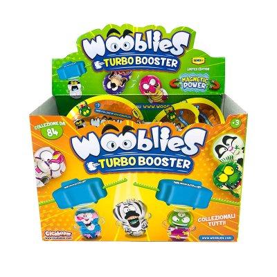 Wholesaler of Expositor Wooblies Turbo Booster (versión italiana)
