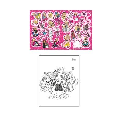 Wholesaler of Libros Megacolor Barbie 21x28cm