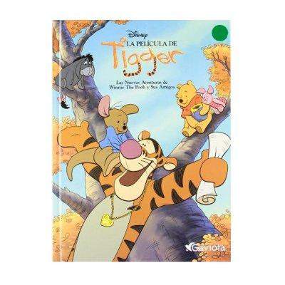 Libro La película de Tigger Disney
