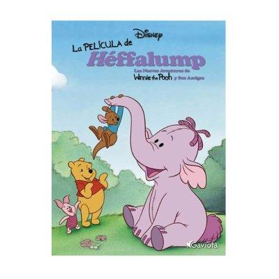 Libro La película de Héffalump Disney