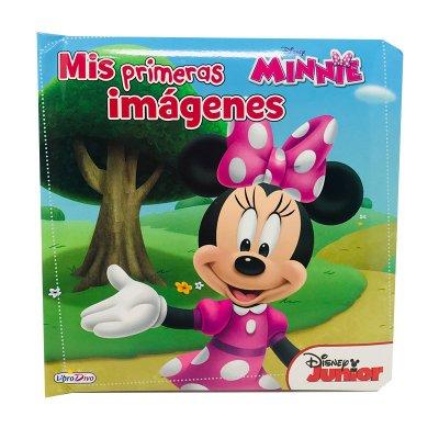 Libro Primeras imágenes Minnie Mouse